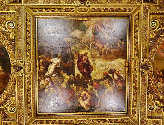 5.圣洛克大会堂(廷托雷托-威尼斯)