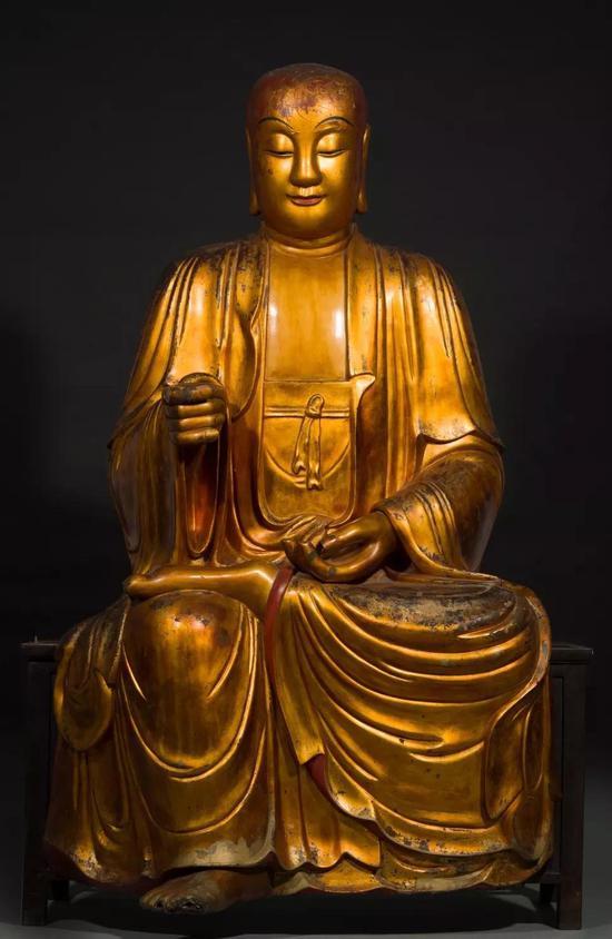地藏王菩萨成交价:RMB 483万元