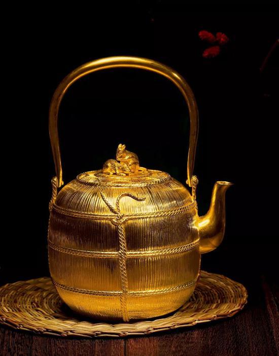 鼠来宝·金壶成交价:RMB 56.35万元