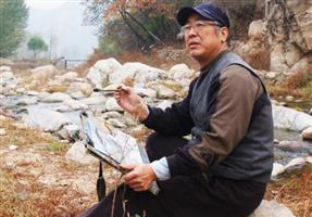 探讨画家张树人的水彩艺术与水彩画的收藏