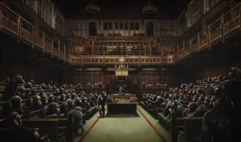 又是Banksy 十年前預言英國脫歐之作8600萬元成交
