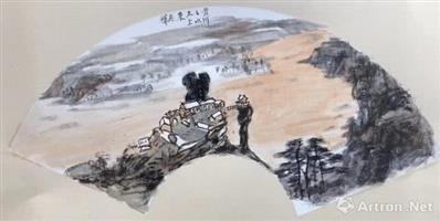 范华最新国画作品欣赏