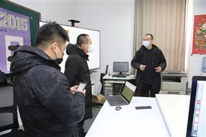 《人民日报》:山东工艺美院开展抗疫主题创作