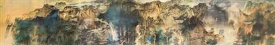 朱浩云:想象才是绘画的最高境界