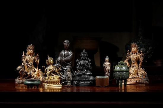 ▲29 历代佛教艺术
