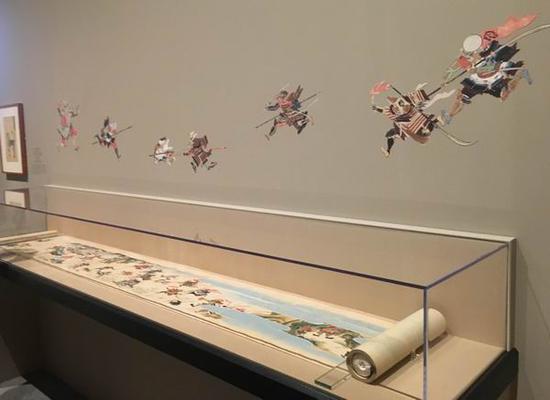 展览现场的细节设计包雯璐 摄展览持续至8月18日。