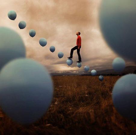 加拿大超现实主义摄影师Joel Robinson作品