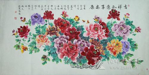 赵振宽先生性情直爽,豁达,精通书法,国画,诗词,数学,俄语,乐器,是一