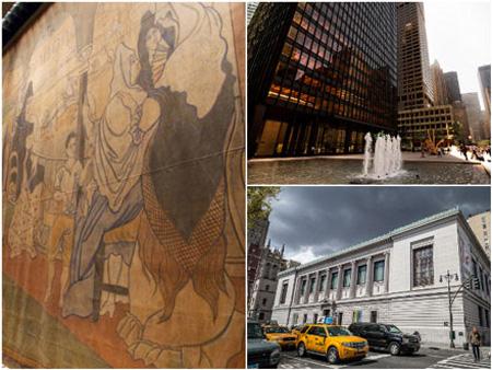 """毕加索""""Le Tricorne""""挂毯将在纽约历史协会安家"""