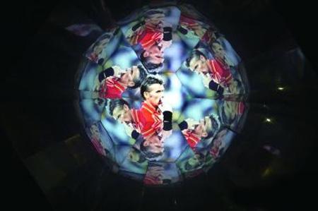 巴西足球博物馆 足球历史发展介绍中国蹴鞠被画成骷髅