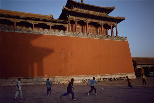 拍于北京,中国