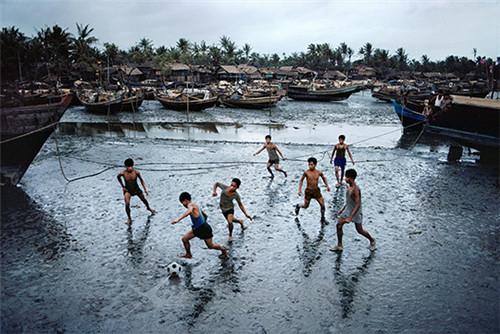 拍于实兑,缅甸
