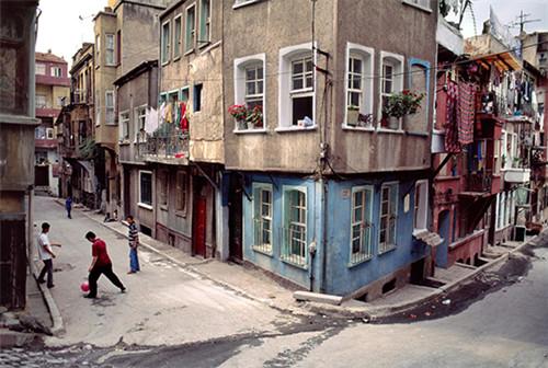 拍于伊斯坦布尔,土耳其