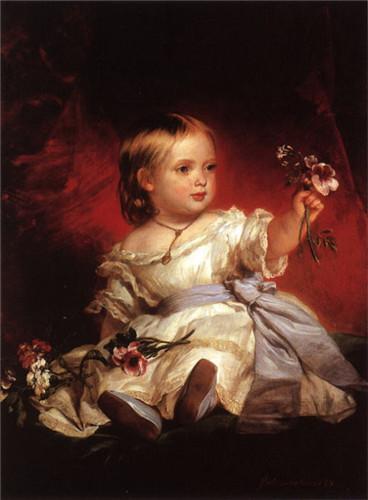 《皇家公主维多利亚》(victoria, princess royal)