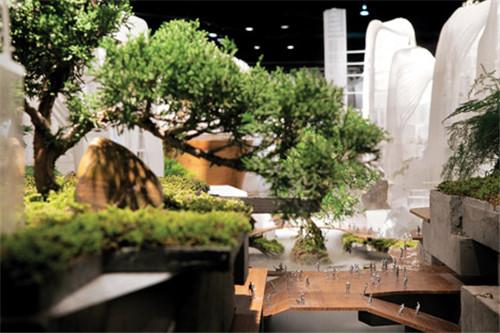 中国建筑师马岩松的山水城市理念(组图)
