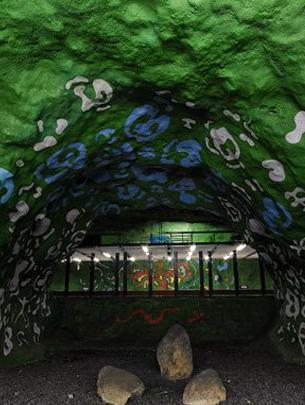 世界上最长的艺术长廊