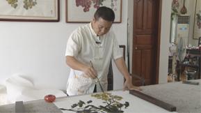 中国传统文化的守卫者——郑盛龙