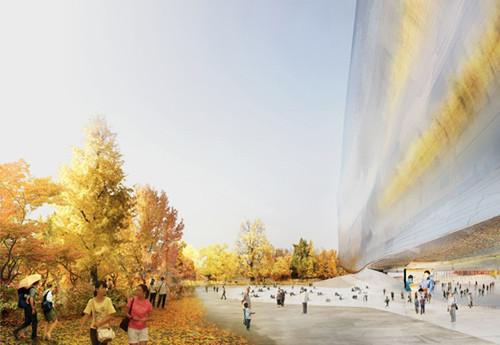 法建筑设计师让61努维尔中标中国国家美术馆建筑