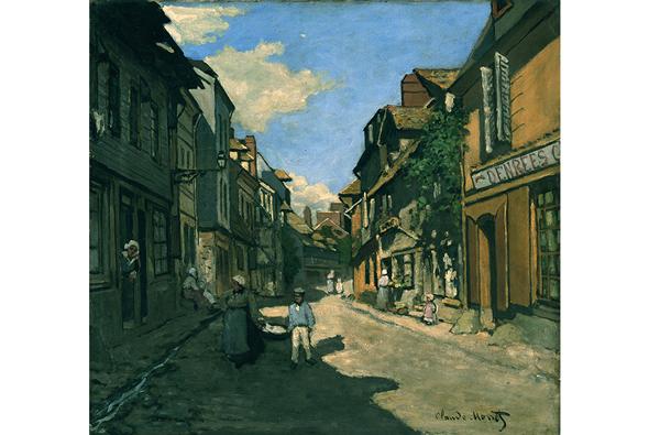 德国曼海姆美术馆(Kunsthalle Mannheim)租借马奈、塞尚、梵高画作