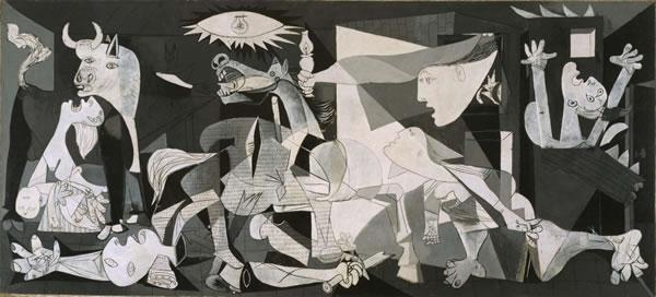 《格尔尼卡》毕加索