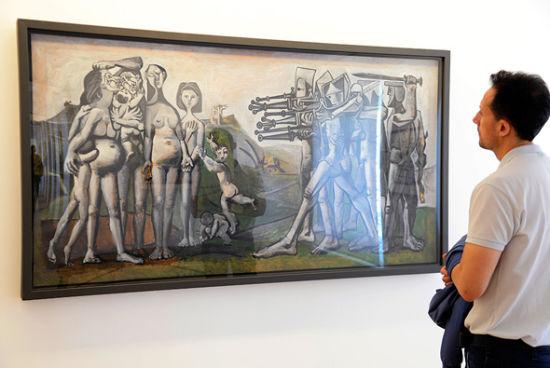 巴黎毕加索博物馆今日重新开门迎客