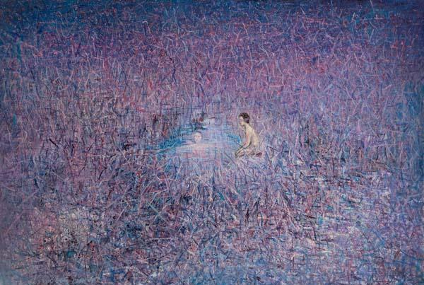 《迷 Lost No.13 》 110x150cm 2009