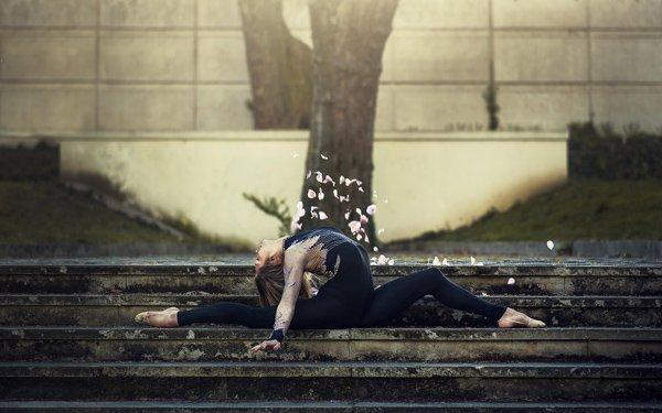 Dimitry Roulland:城市舞者
