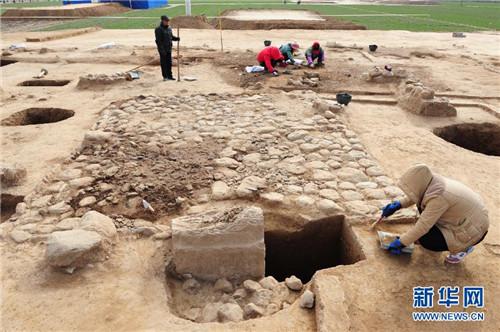 陕西周原遗址发掘出迄今为止规模最大西周时单体建筑