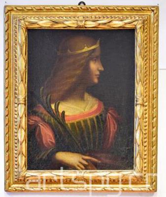 在瑞士发现的9500万欧元达芬奇画作有可能并非真迹
