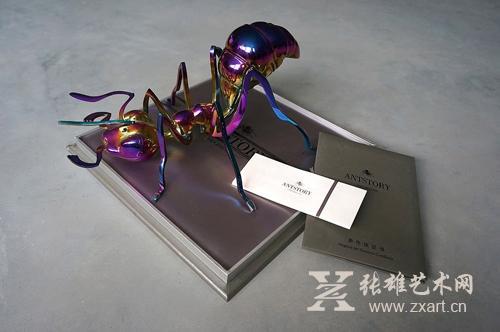 陈志光蚂蚁雕塑作品