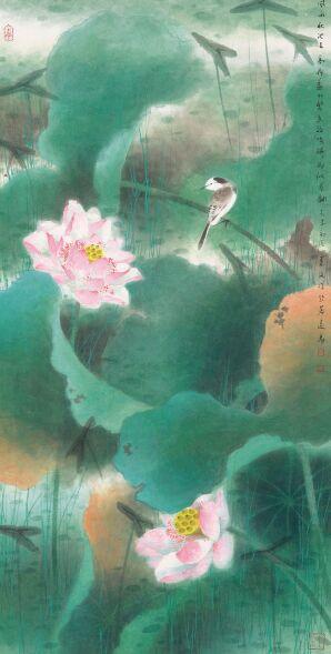 时代61撷英:上海当代水墨艺术家作品邀请展开幕