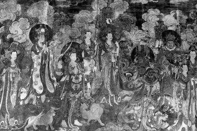 老校工拼命保护法海寺壁画 由郭沫若意外发现