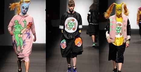 青年艺术家陈天灼与服装设计师上官喆的第二个合作