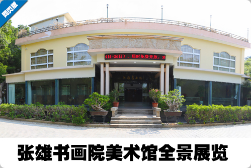 张雄美术馆3D全景