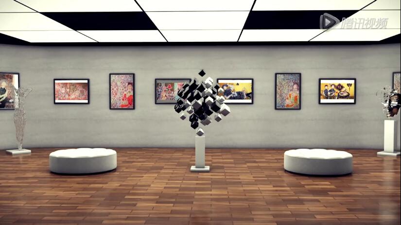 曹娜3D展廳