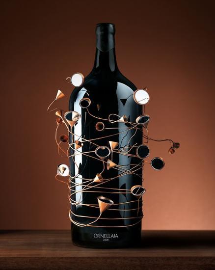 毕加索等知名艺术设计的酒标背后的八卦故事