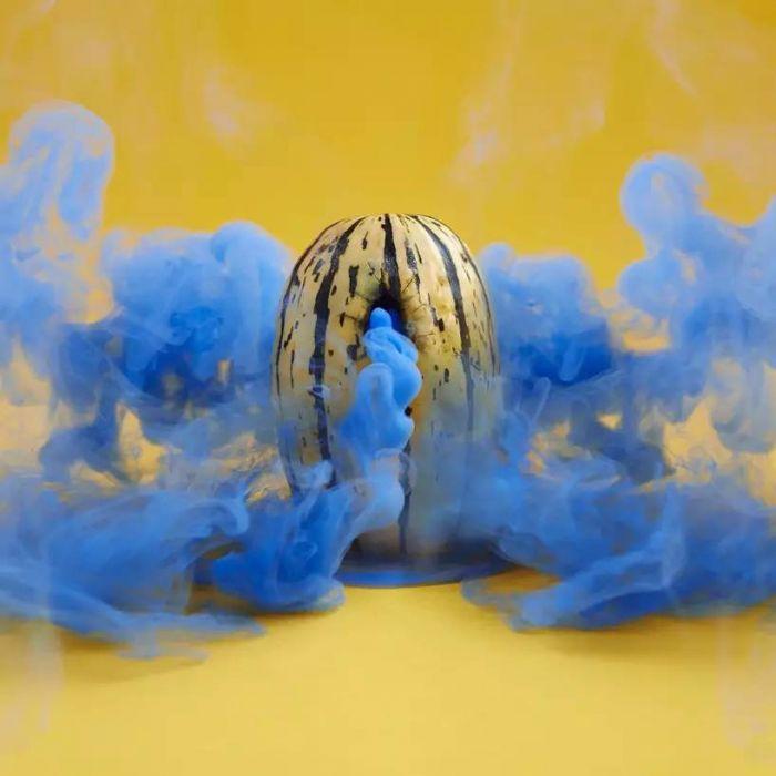 冒烟了:一篮子魔性的蔬果