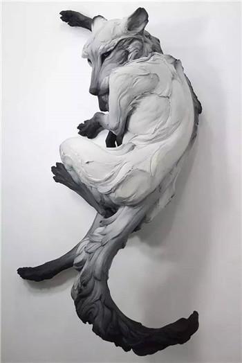 动物雕塑图片_动物雕塑素材
