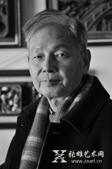 艺术家杨浩石