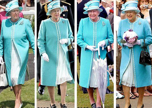 女王的御用服装设计师透露了女王穿衣的一些小秘密,比如女王喜欢穿