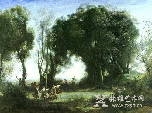 植树节到了:世界名画告诉你树木的重要性