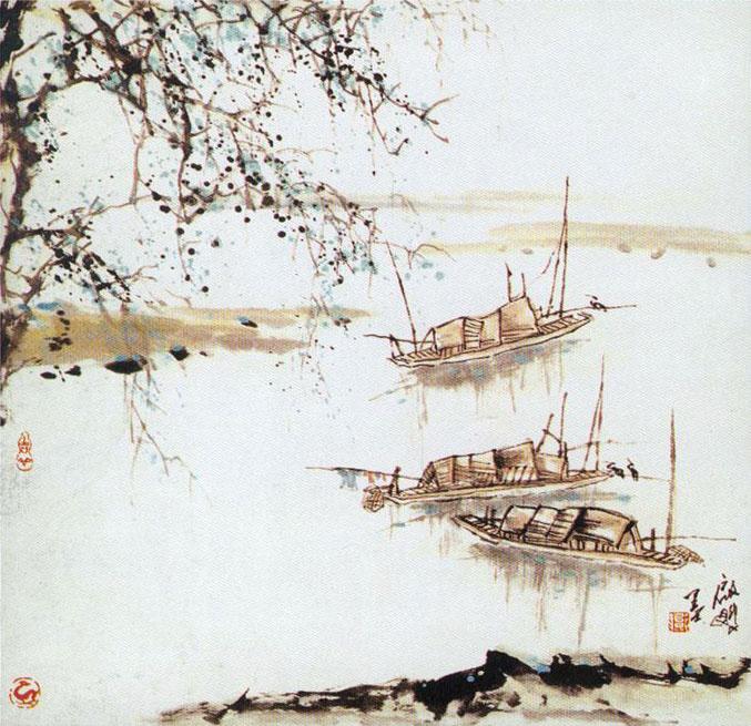 梅墨生:做中国画,实际做的是精神