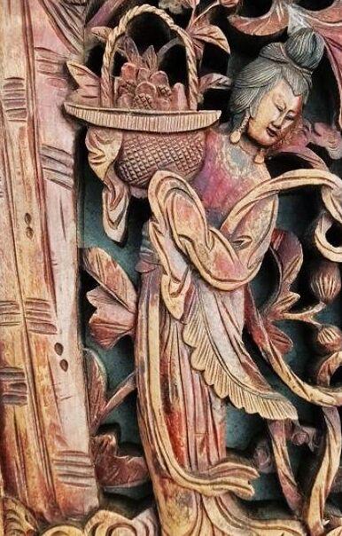 话说东阳木雕收藏_张雄艺术网