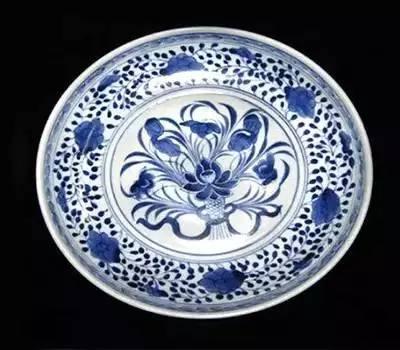 佛教莲花纹瓷器的前世今生