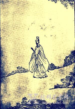 萧山风景图片版画