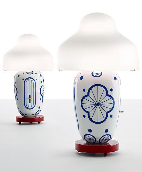 Chinoz collection of lights for Parachilna