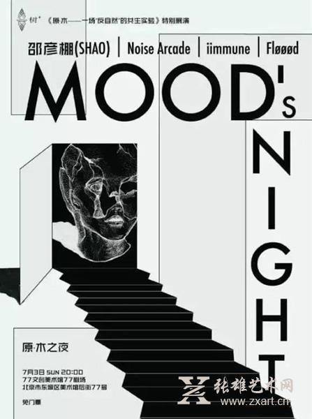 """Mood's Night""电子之夜"