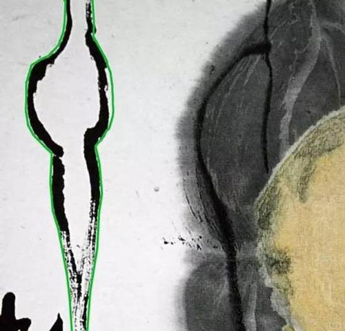 哪一张作品才是齐白石的绝笔呢?