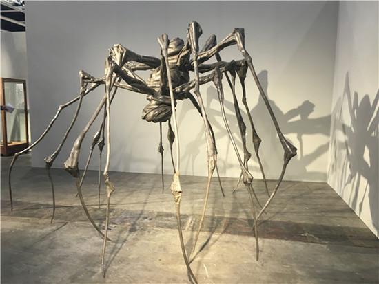世界顶级蜘蛛雕塑
