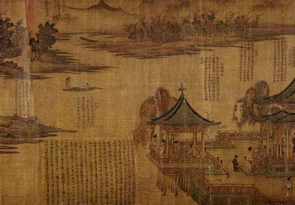 中国古书画成为艺术市场的 宠儿